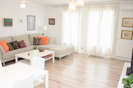 Beautiful penthouse in Logroño - Logroño - Apartment