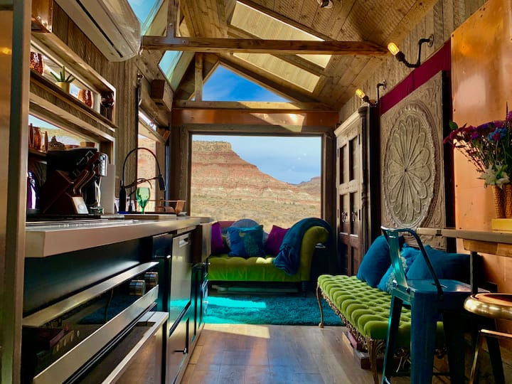 King Solomon Tiny House Near Zion National Park