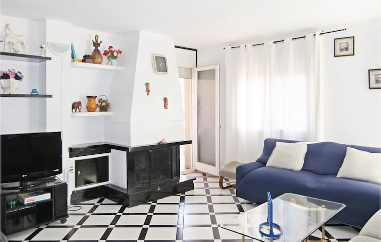 Holiday apartment with 3 bedrooms on 90 m² in Palafrugell