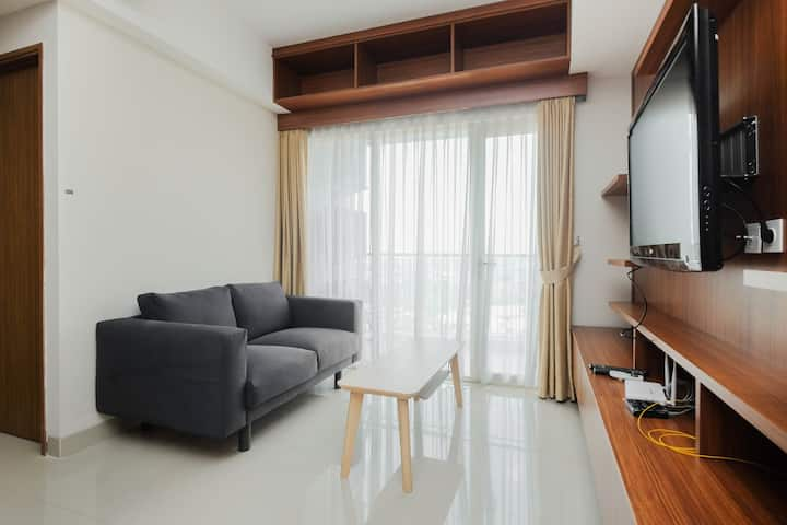 2BR The Oasis near Waterboom Cikarang