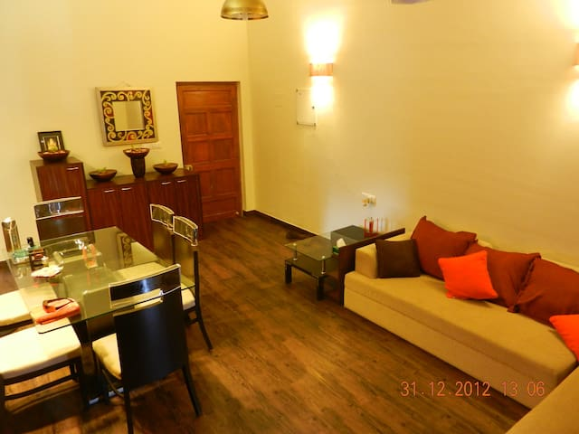 COSY APARTMENT NEAR BAGA AT ARPORA
