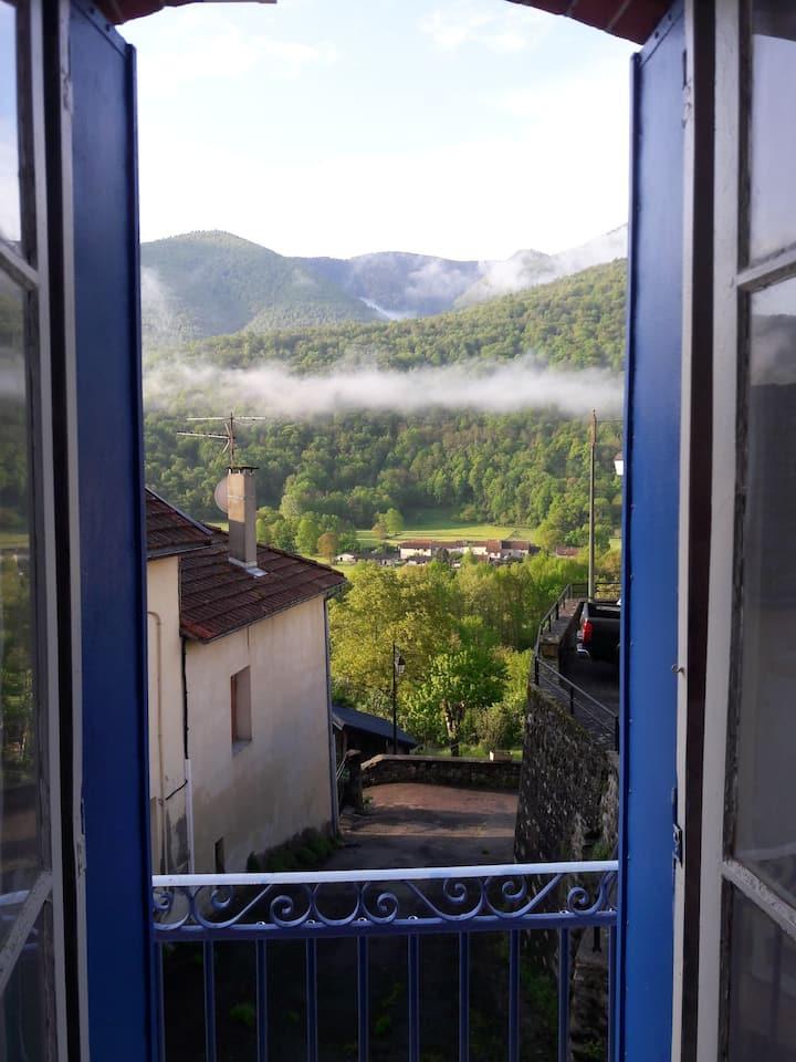 Jolie petite maison Pyrénées