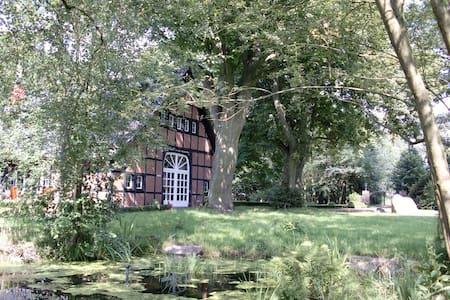 Münsterland Cottage(1)cycler paradi - Lengerich - House