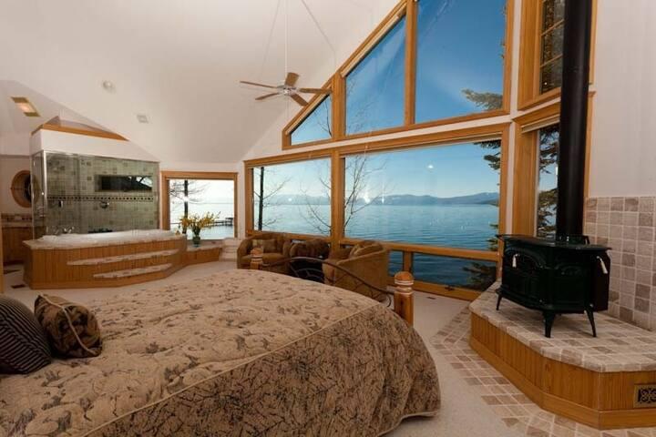 North Tahoe Lakefront - Kings Beach - Casa