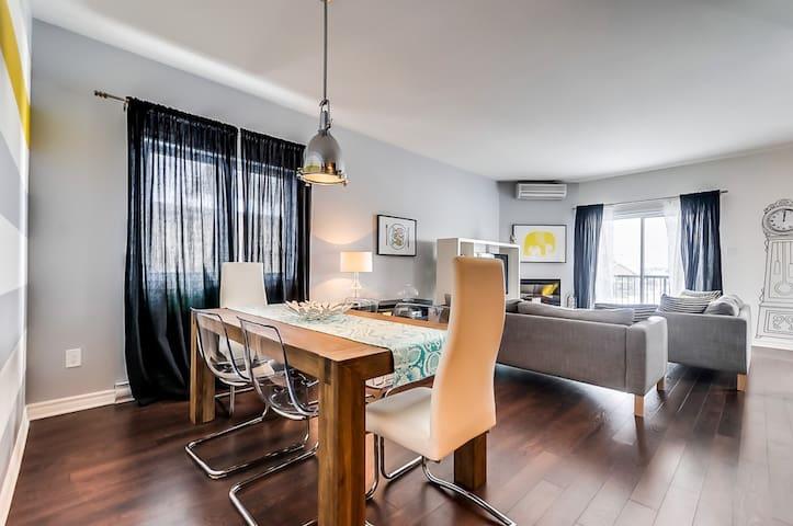 Cozy Condo - Gatineau - Apartment