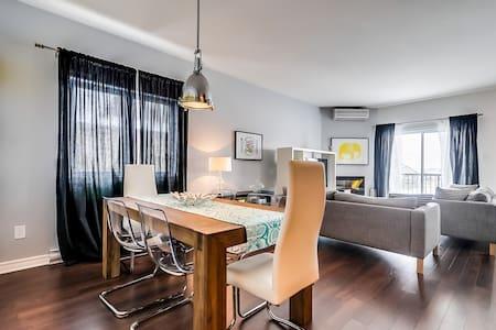 Cozy Condo - Gatineau - Apartemen