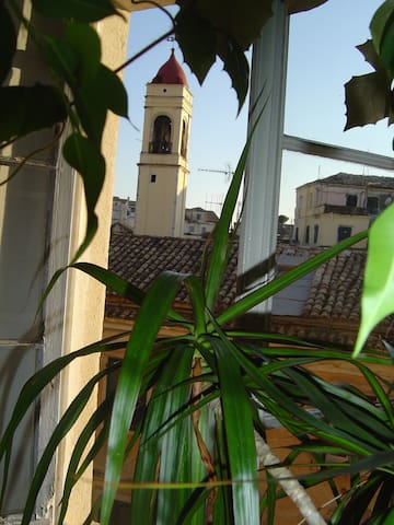 Corfu - Apartment in the Old Town - Korfu - Lägenhet