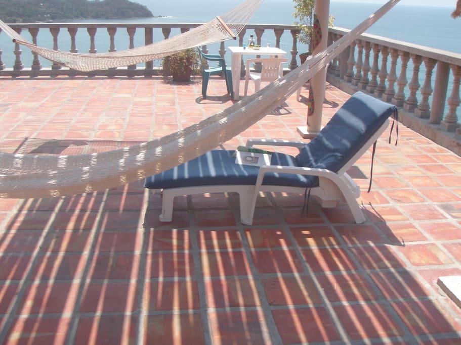 casa quetzal:Serene private, quiet