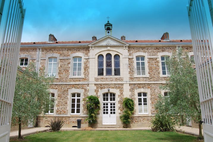 Family chamber close to Puy du Fou - Mesnard-la-Barotière - Bed & Breakfast