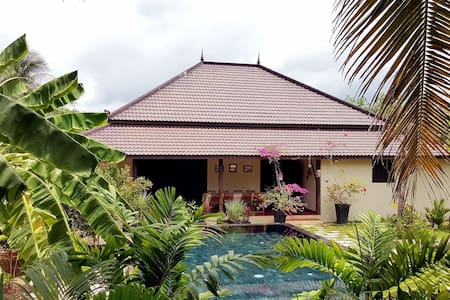 Villa Moringa, Private luxury villa with pool - Krong Siem Reap