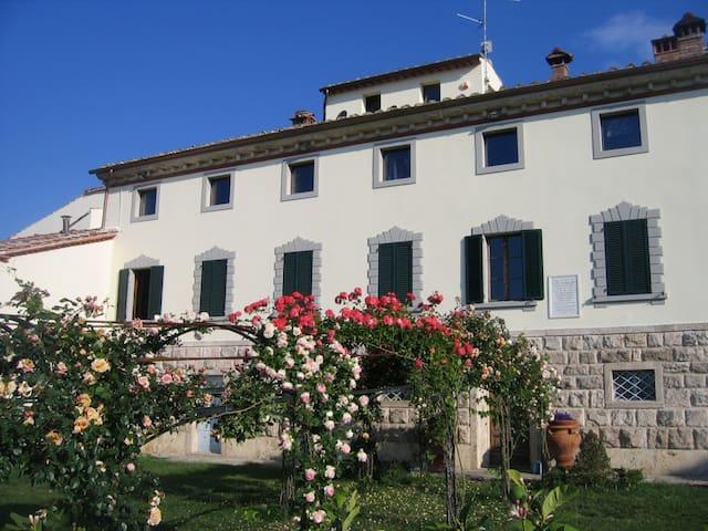 La Casaccia Guelfi - Castelnuovo Berardenga - Departamento