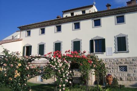 La Casaccia Guelfi - Castelnuovo Berardenga - อพาร์ทเมนท์