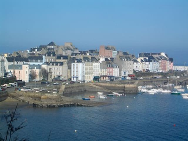 T2,  Quartier  Port du Rosmeur - Douarnenez - Apartment
