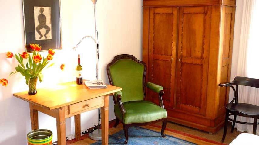 Charming room near Michaelipark - Munich