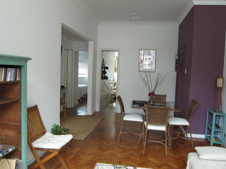 Lovely apartment in great location