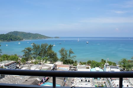 2 bedroom Sea view in Patong Tower - Patong - Appartement
