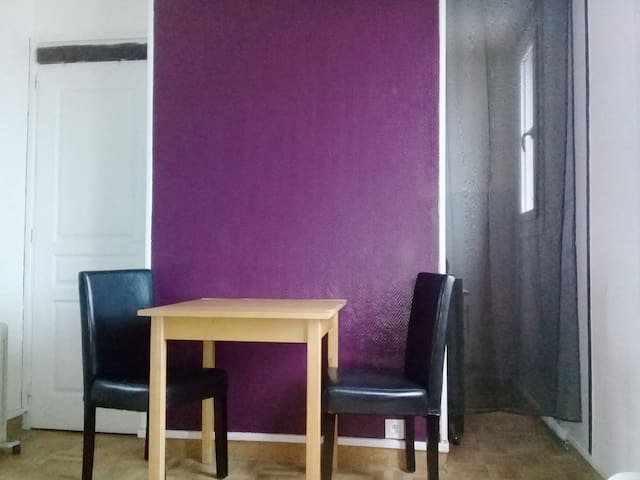 Studio in Paris 11 - Mobility lease 1 to 10 months