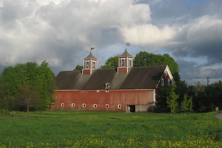 Stay at Historic Greensboro Barn