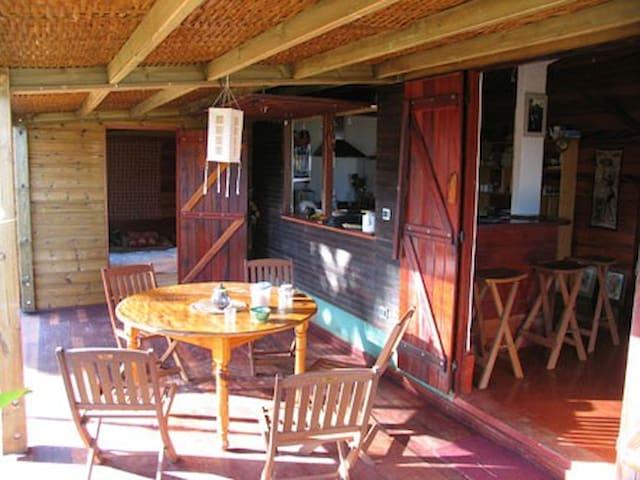 case tropicale - Etang-Salé les Hauts - Casa