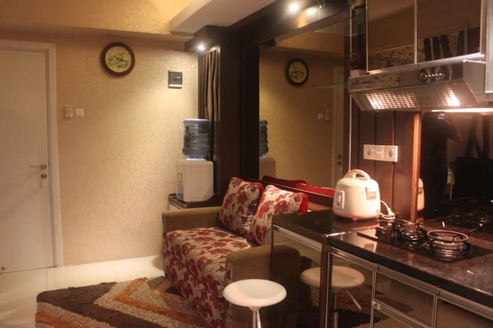 Cozy Apartment 2BR in Central Jakarta - Wifi great