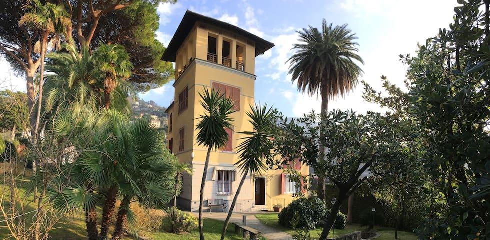 VILLA KEF 8 LIGURIA - 4 Bedroom - Camogli - Villa