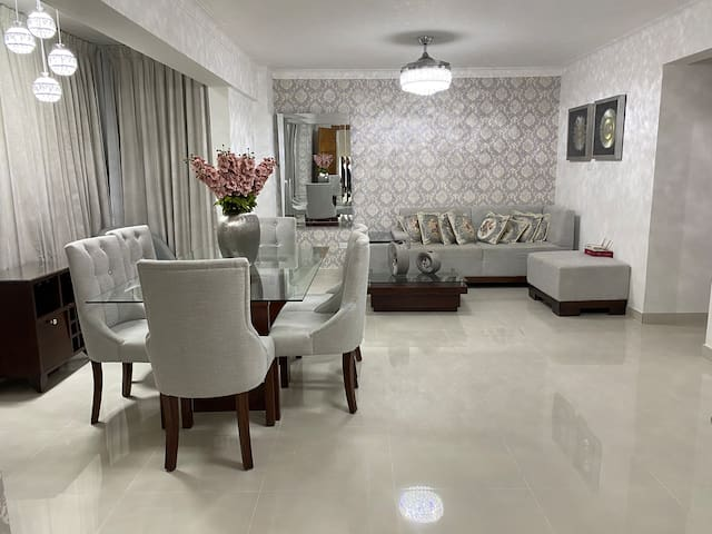 New and Modern 2 BR Apartment