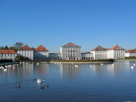 Wohnen am Schloss Nymphenburg