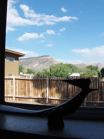 Zion Nat Park Views House on Private Corner Lot