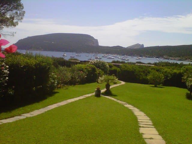 Beautiful villa in Sardinia