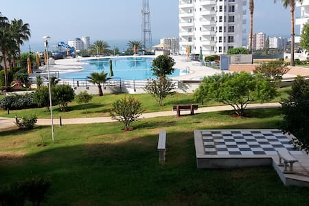 Appartment with great svimmingpool - Mersin, TR - Διαμέρισμα