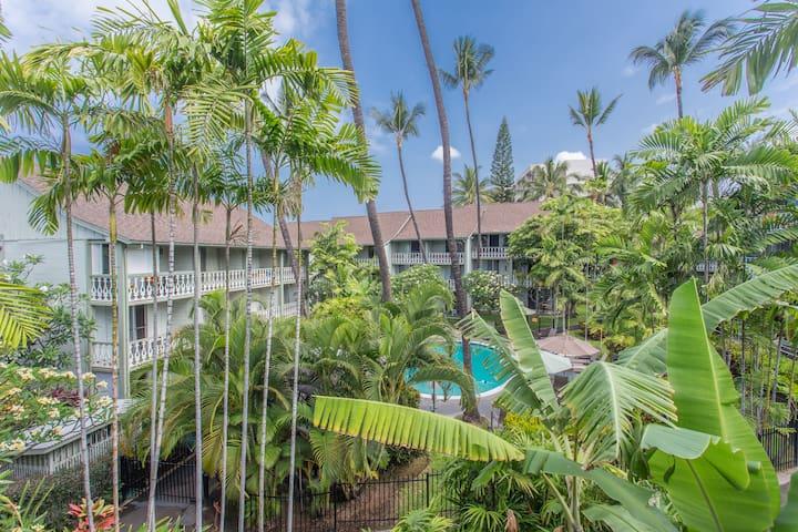 A slice of Aloha in Historic Downtown Kona Hawaii