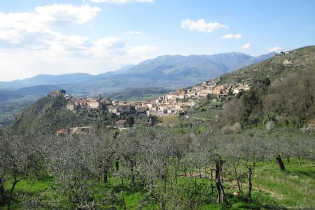 "SELF-CATERING GUEST HOUSE ""Arpino""  - Province of Frosinone"