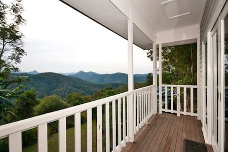 Sanctuary space in the hills - Tallebudgera - Дом