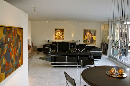 Your exclusive hub on Lake Lucerne - Vitznau - Appartement