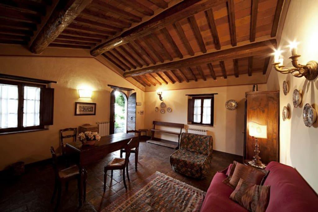 Borgo Elena appartamento il Balcone
