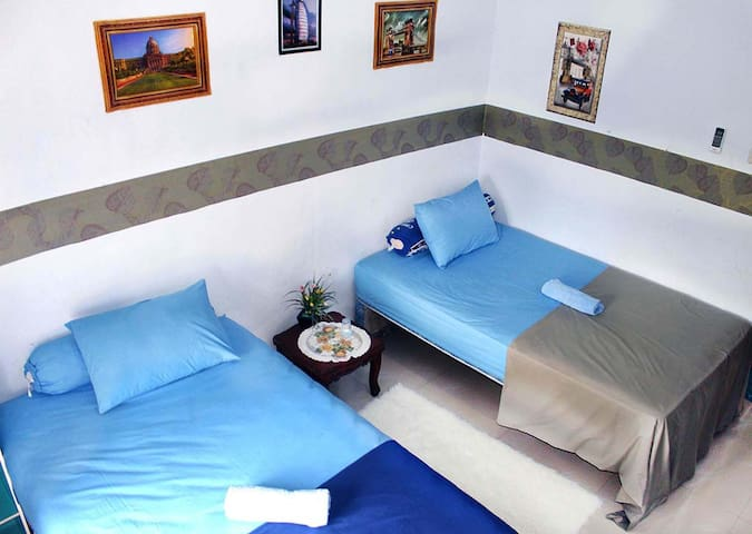 Makassar Hela Residence Near Airport - Makassar - Huis