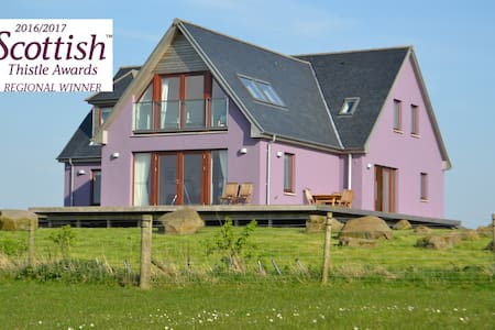 Dundream 5* luxury coastal retreat - Kirkcolm