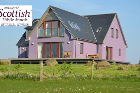Dundream 5* luxury coastal retreat - Kirkcolm - House