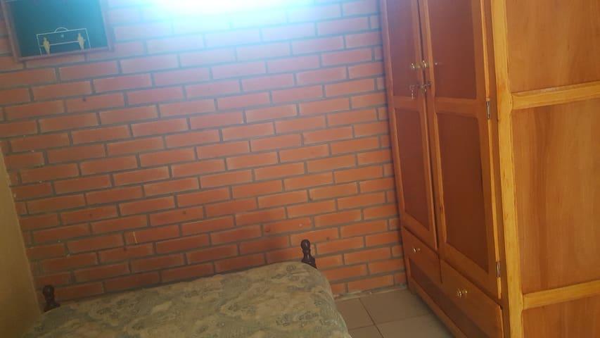 Habitación Independiente en Asunción