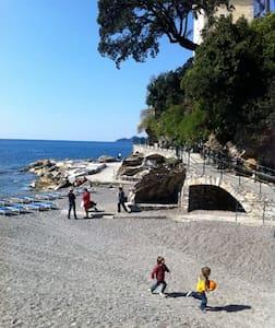 Charming holiday @ Zoagli (Liguria) - Zoagli - Квартира