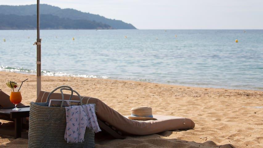 Villa 8 personnes Golfe de Saint-Tropez - Cogolin - Casa