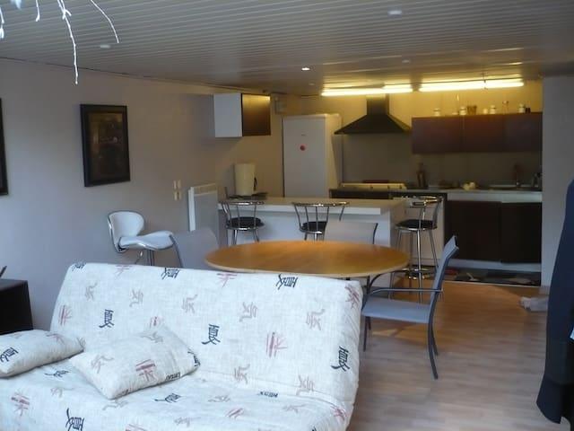 t2 de 60 m2   location de vacances - Lorient - Casa