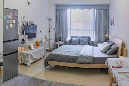 【三角函宿】北欧轻奢风/漫威/智能公寓/后现代主义/Ins网红/一个在校大学生的智能公寓