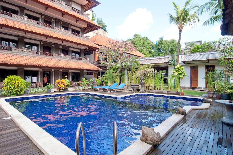 Family Room in Kuta/Bali