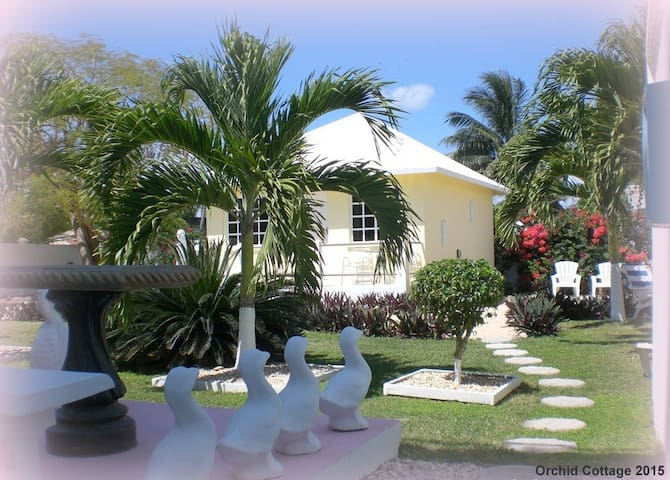 Private Cottage in Corozal Town - Corozal - Bungalov