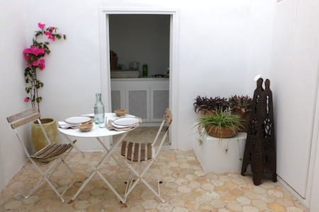 Guest Apartment in Tunis Medina  - Tunis - House