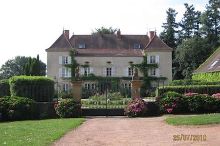 Chambre d'hôte Château de Martigny - Poisson