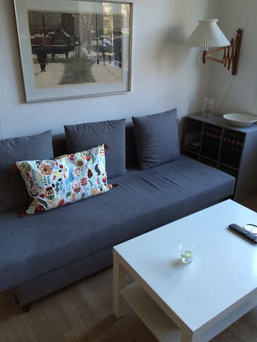 A very cosy apartment for 2 people - Gentofte - Flat