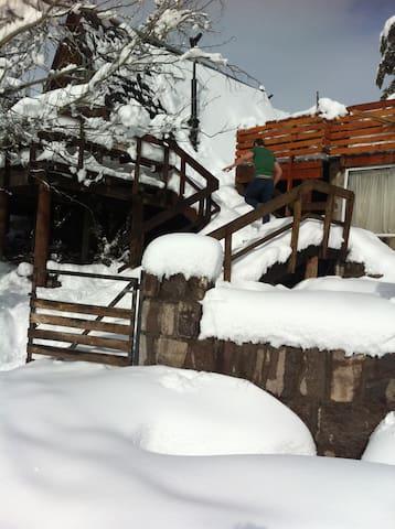 SKI FARELLONES EL COLORADO-HOT TUB - Santiago - Casa