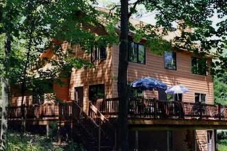 NW Michigan house w/ lake & woods - Honor